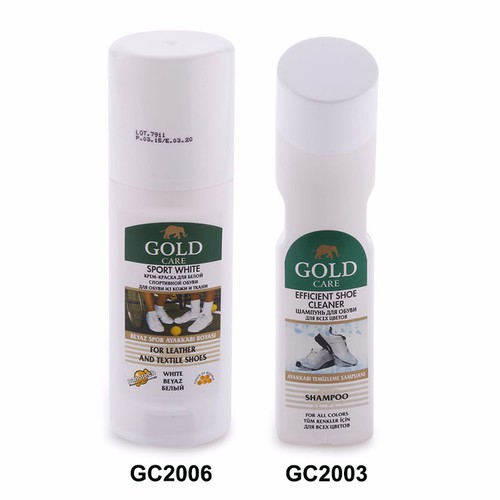 Combo GoldCare - Xi trắng GC2006 Sport và Chai giặt khô GC2003 - 11025409 , 6244158 , 15_6244158 , 138000 , Combo-GoldCare-Xi-trang-GC2006-Sport-va-Chai-giat-kho-GC2003-15_6244158 , sendo.vn , Combo GoldCare - Xi trắng GC2006 Sport và Chai giặt khô GC2003