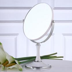 Gương trang điểm để bàn xoay 360 độ