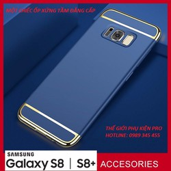 Ốp lưng nhựa cứng galaxy S8-8+
