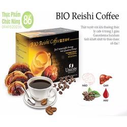 Cà phê Linh chi Bios reishi Coffee của Unicity
