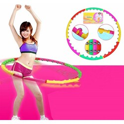 Vòng lắc eo massage, giảm cân Hoop