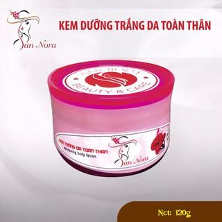 Kem dưỡng trắng da toàn thân Linh chi đỏ và Collagen SAN NORA 120g - SNR-TT219 thumbnail