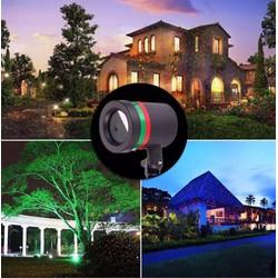 Đèn laze trang trí nhà cửa