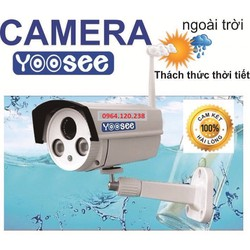 Camera Wifi Yoosee - Ngoài Trời - Full HD