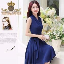 Đầm xòe nữ đẹp chuẩn Hàn Quốc