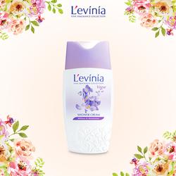 Sữa tắm trắng mịn da chống nắng Levinia 200g