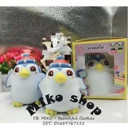 Squishy Chim cánh cụt xanh | Squishy xinh xắn giá rẻ