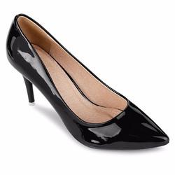 Giày cao gót JANVID sang trọng, quý phái, trẻ trung