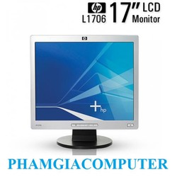 Màn hình LCD HP 17in chính hãng sáng đẹp