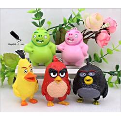 Móc Khoá Hoạt Hình Angry Birds K88