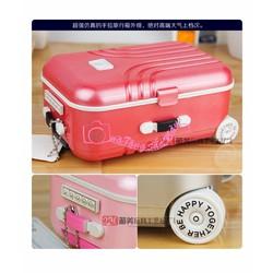 hộp nhạc hình vali