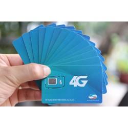 Sim Dcom 3G 4G Viettel đa năng,Đăng ký được tất cả các gói cước