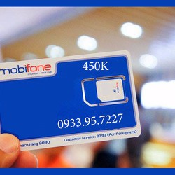 sim mobifone 0933957227