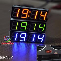 Đồng hồ mini chế DIY V1