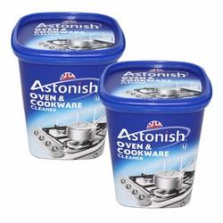Bộ 2 Chất tẩy rửa dụng cụ nhà bếp đa năng  Oven và Cookware  Astonish