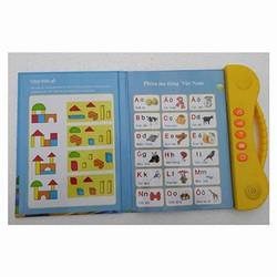 Sách điện tử song ngữ anh - việt cho trẻ 2-7 tuổi
