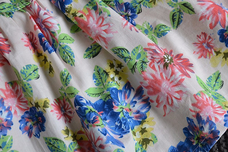 Váy Đầm hoa bé gái 2- 3 tuổi 8
