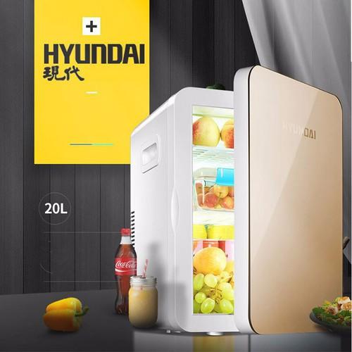 Tủ lạnh mini Hyundai 20L cho ô tô, xe hơi - 4364972 , 6245460 , 15_6245460 , 3250000 , Tu-lanh-mini-Hyundai-20L-cho-o-to-xe-hoi-15_6245460 , sendo.vn , Tủ lạnh mini Hyundai 20L cho ô tô, xe hơi