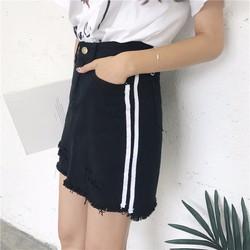 Chân váy nữ chữ A thời trang :: 7221 :: Hàng Nhập