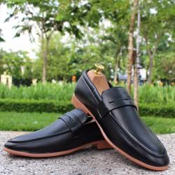 Giày Lười Nam Cá Tính