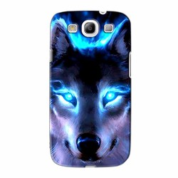 Ốp lưng Samsung S3 - Wolf