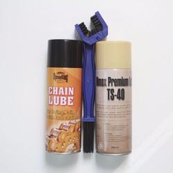 Bộ combo chăm sóc sên Sprayking Chain Lube CB305