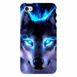 Ốp lưng Iphone 4 - Wolf