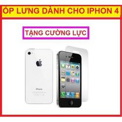 ỐP LƯNG DÀNH CHO IPHON 4
