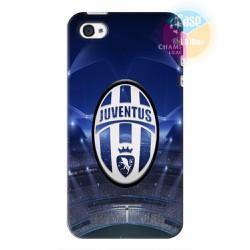 Ốp lưng iPhone 4s in hình CLB Juventus