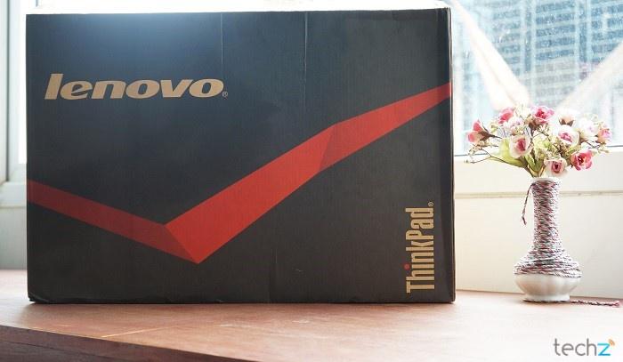 Mở hộp Lenovo ThinkPad W540 : Gọn, nhẹ, siêu bền, cấu hình mạnh