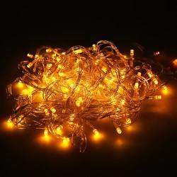 Dây đèn LED chớp tắt vàng
