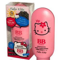 Kem dưỡng thể BB Magic Hello Kitty 3D