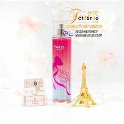 Xịt toàn thân Paris Amour 236ml