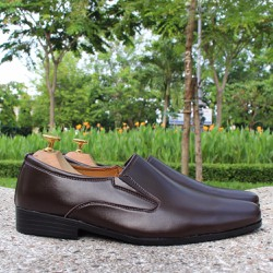 Giày Tây Nam Màu Nâu