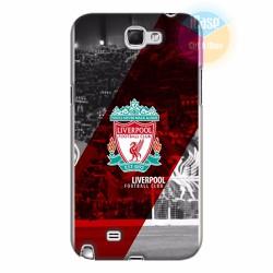 Ốp lưng Samsung Galaxy Note 2 in hình CLB Liverpool