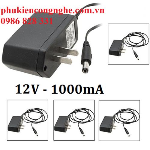 Nguồn 12V - 1000mA