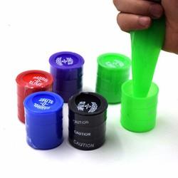 Keo Màu Barrel Slime Hình Thùng Sơn