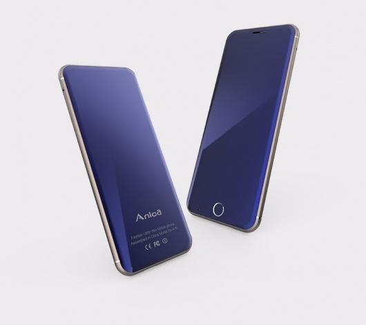 Điện thoại Anica A16 mini kết nối bluetooth thông minh 6