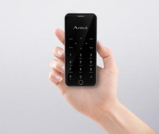 Điện thoại Anica A16 mini kết nối bluetooth thông minh 7