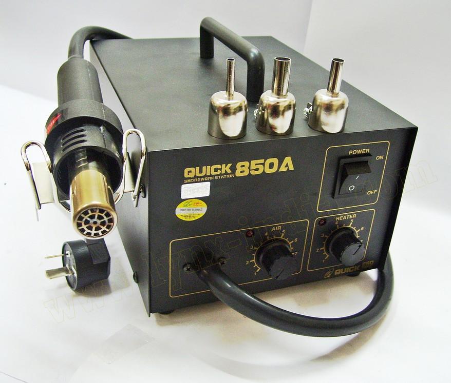 Máy khò nhiệt Quick 850A 1