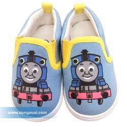 Giày bata cho bé trai hình Thomas Friend