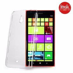 Ốp lưng Nokia Lumia 1320 imak cứng siêu mỏng trong suốt