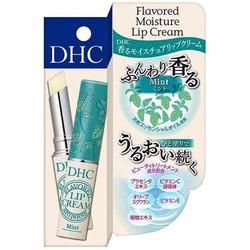 Son dưỡng môi không màu bạc hà DHC của Nhật Bản