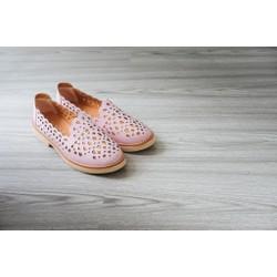 Giày Da Hồng 190K