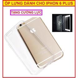 ỐP LƯNG DÀNH CHO IPHON 6 PLUS