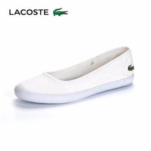 Giày búp bê nữ chính hãng LACOSTE - 11025794 , 6251878 , 15_6251878 , 1899000 , Giay-bup-be-nu-chinh-hang-LACOSTE-15_6251878 , sendo.vn , Giày búp bê nữ chính hãng LACOSTE