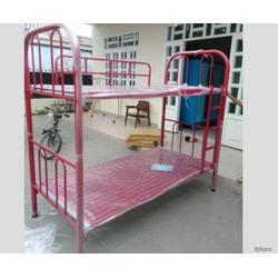 Giường sắt 2 tầng: Ngang 1m2 dài 2m. Giá 1790k