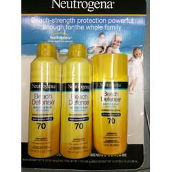 Bộ kem chống nắng Neutrogena