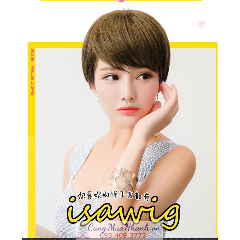 Tóc bộ Tơ Nhật TOMBOY trẻ trung cá tính – TG118 – TG118