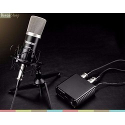 Microphone condenser thu âm Takstar PC-K500 Suite